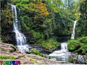 آبشار حویق 2