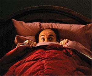 دلیل کابوس دیدن در خواب