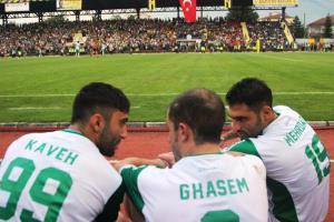 ذوبآهن با غیبت 2 بازیکن به تبریز میرود.