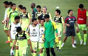 آخرین تمرین تیم ملی در هتل آزادی
