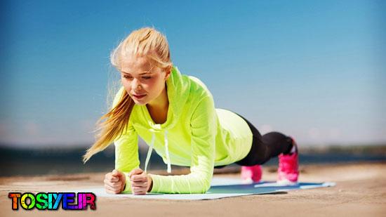 ورزشهای بی خطر در زمان عادت ماهانه