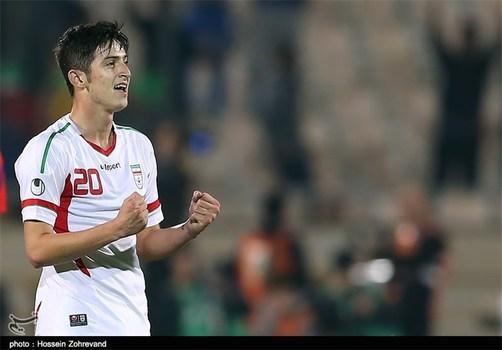 پیروزی سه بر صفر تیم فوتبال ایران برابر هند