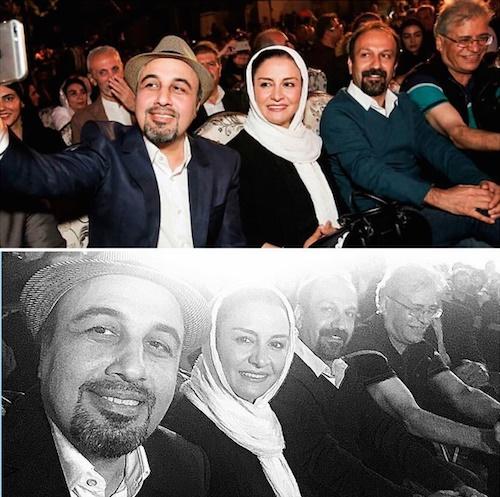 کار جالب رضا عطاران در اینستاگرام