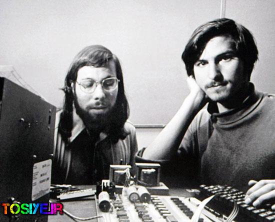 اپل و لحظه های ماندگار 40 سال فعالیت