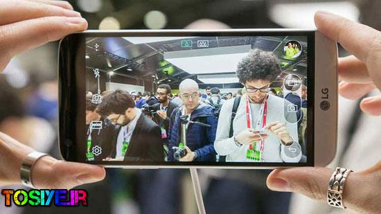 7 دلیل برای خرید گوشی جی 5 ال جی