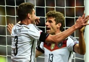 پیروزی آلمان بر لهستان با درخشش گوتسه