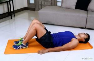 نحوه انجام صحیح حرکت ورزشی کرانچ