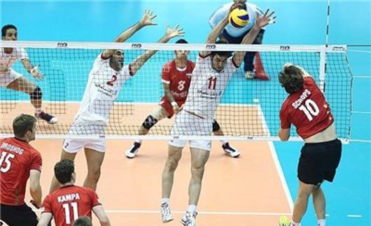 شکست ایران و پیروزی ژاپن در دومین روز مسابقات جام واگنر