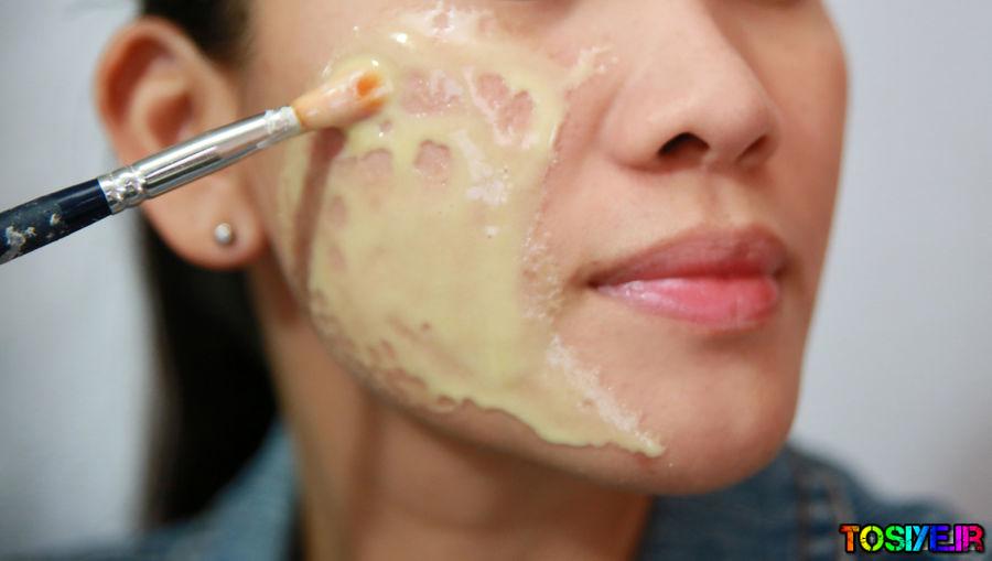 شفافیت پوست با میوههایی که از تولید ملانین جلوگیری میکند