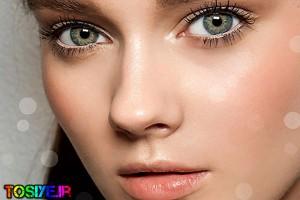 زیبایی با آرایش کم