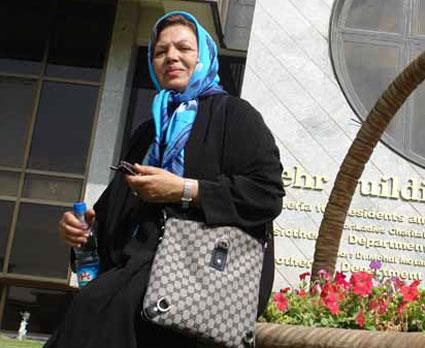 گفتوگو با سيمين غانم؛ «بانوي آواز» ایران