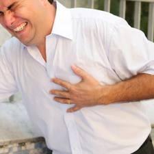 حمله قلبي (انفاركتوس عضله قلب)