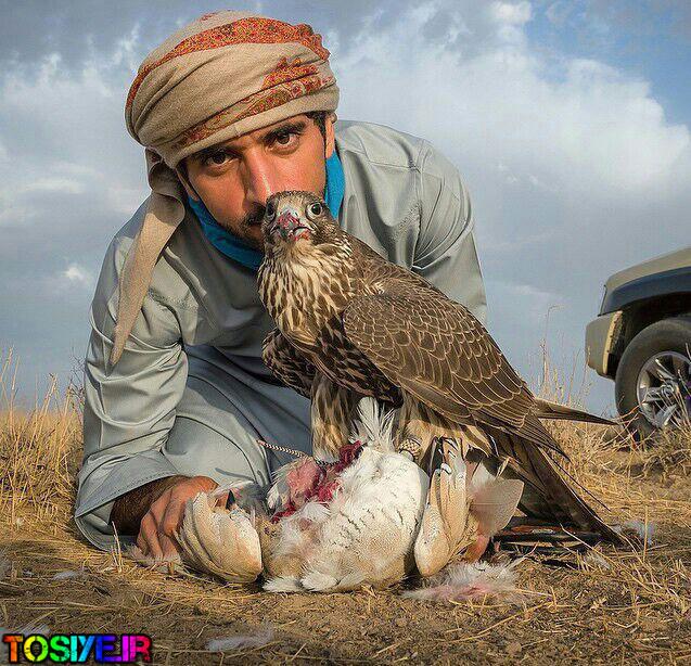 عکسهایی جنجالی از تفریحات گران قیمت آقازاده معروف