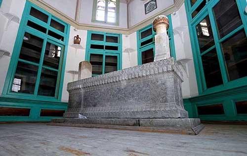 آرامگاه مولانا جلال الدین در قونیه