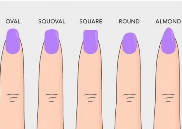 چه مدل ناخنی به دست شما می آید؟