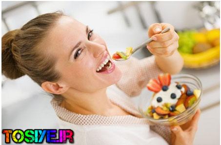 7 دلیل انکار ناپذیر برای خوردن غذای سالمتر