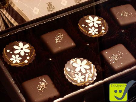 فاکتور های شکلات اصل را بشناسید