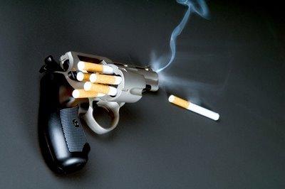 سیگار نکشید!