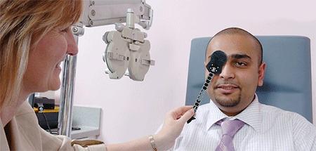 علائم ضعیفی چشم و درمان آن