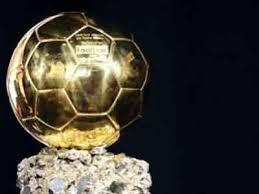 تاریخچه توپ طلا فوتبال