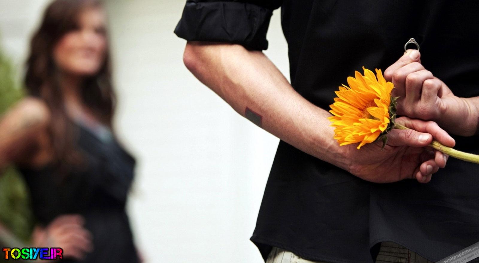 روش خواستگاری و درخواست ازدواج