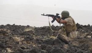 کشته شدن 10 نظامی عربستان در یمن