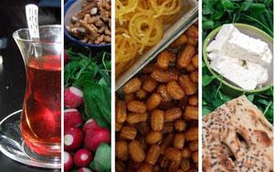 ۱۵ توصیه تغذیه ای در ماه مبارک رمضان
