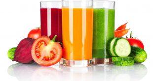 ۵ فایدهی اسرار آمیز نوشیدن آب سبزیجات