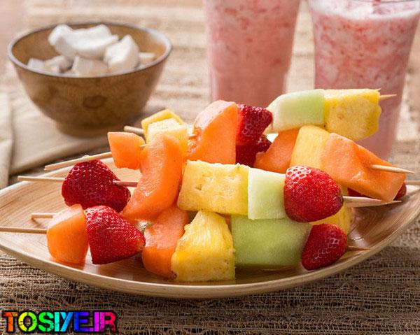 9 میوه ای که باعث نفخ میشوند
