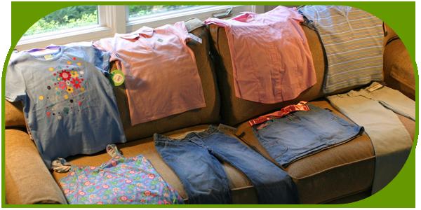 فنونی برای شستشوی انواع لباس
