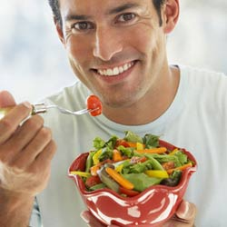 غذاهایی که باعث سلامتی مردان میشود.