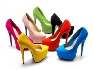 اثرات نامطلوب پوشیدن کفش پاشنه بلند