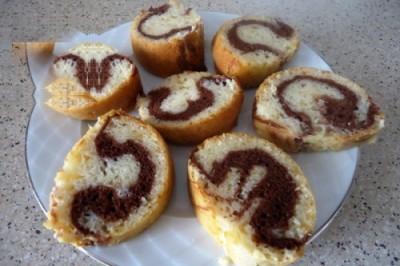 طرز تهیه کیک بدون تخم مرغ ترکیه