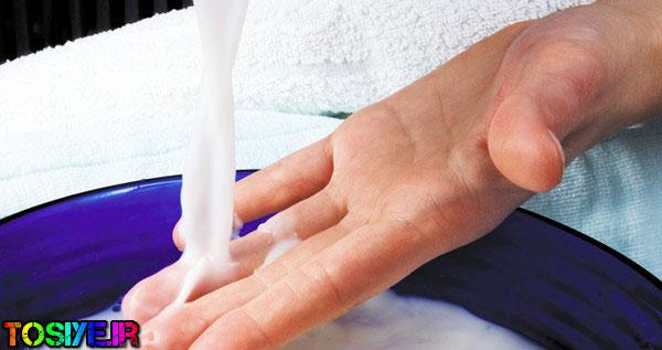 روش هایی برای دستیابی به پوستی نرم و لطیف با شیر
