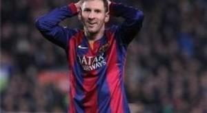 تاثیر غیبت مسی روی نتایج بارسلونا