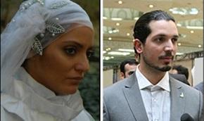 ازدواج مهناز افشار با یاران نزدیک احمدی نژاد