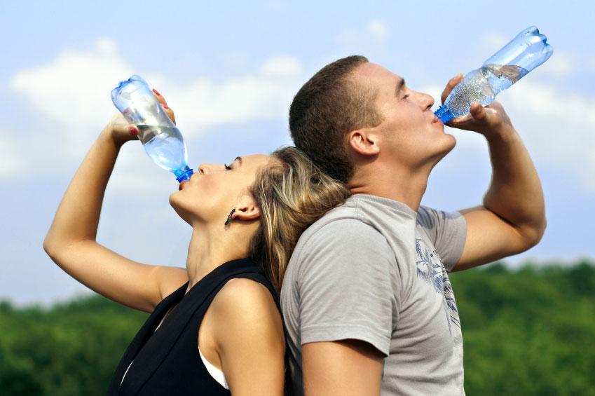 زمانبندی صحیح آب خوردن !