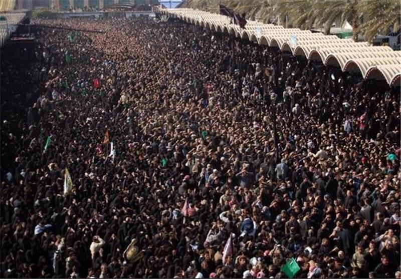 میلیونها زائر حسینی از اقصی نقاط جهان برای حضور در مراسم اربعین در شهر کربلا حضور پیدا کردند.