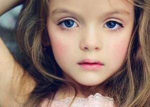 مشهورترین مانکن کودک جهان (+عکس)
