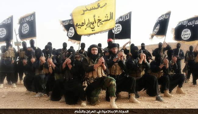 جشن و شادی تروریست ها از اعلام خلافت ابوبکر بغدادی + تصاویر