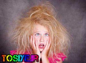 هفت توصیه برای درمان موهای آسیب دیده و سوخته