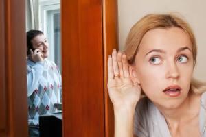 زندگی با همسران شکاک