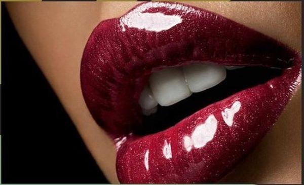 توصیه های مهم و جالب در آرایش لب ها