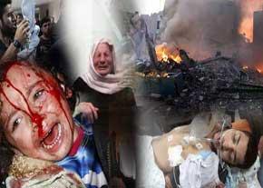 تعداد شهدای غزه تا امروز چند نفر است ؟
