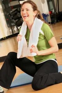 جلوگیری از سرطان سینه با ورزش