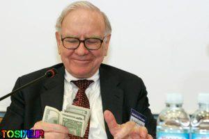 راز یک موفقیت : زندگینامه وارن بافت، پولدار ترین مرد جهان